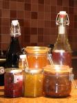 Jams, Chutneys and Vinegars